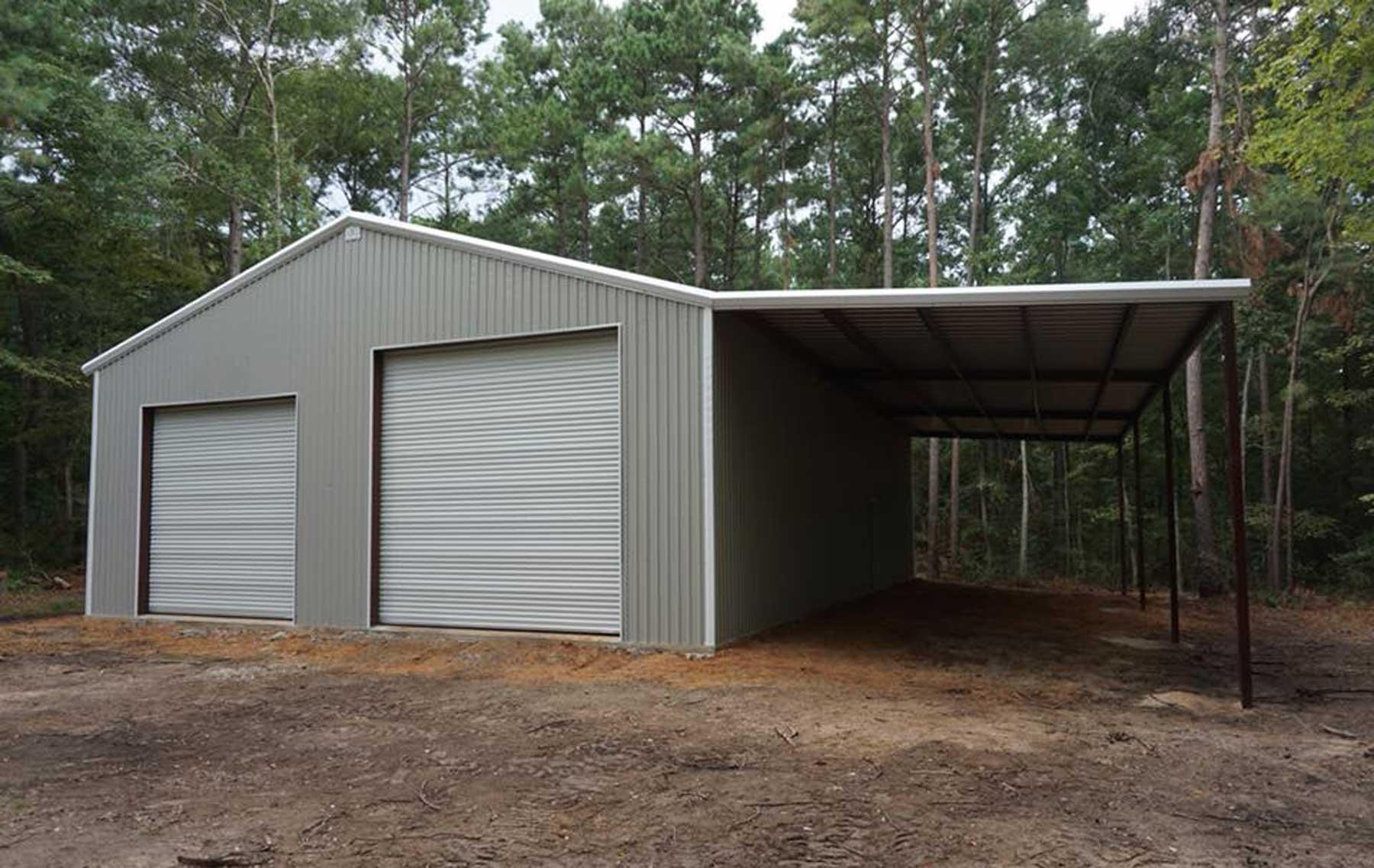 Mws Inc Metal Buildings Workshops Garages