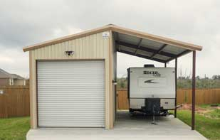 Mws Inc Metal Buildings Workshops Garages